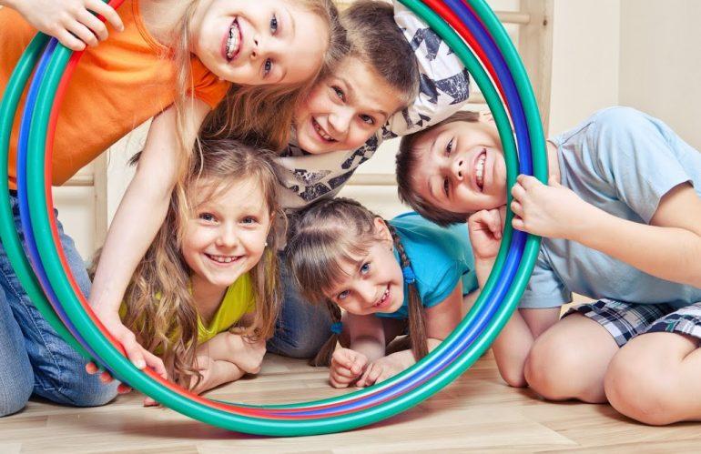 Kinder-Mitmach-Aktion beim TV-Eisental
