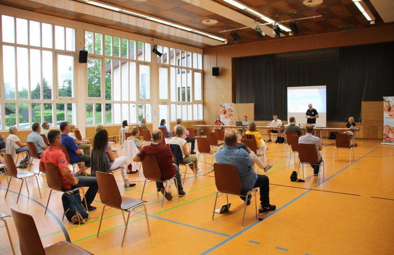 Turnverein Eisental ändert Satzung und Vereinsstruktur